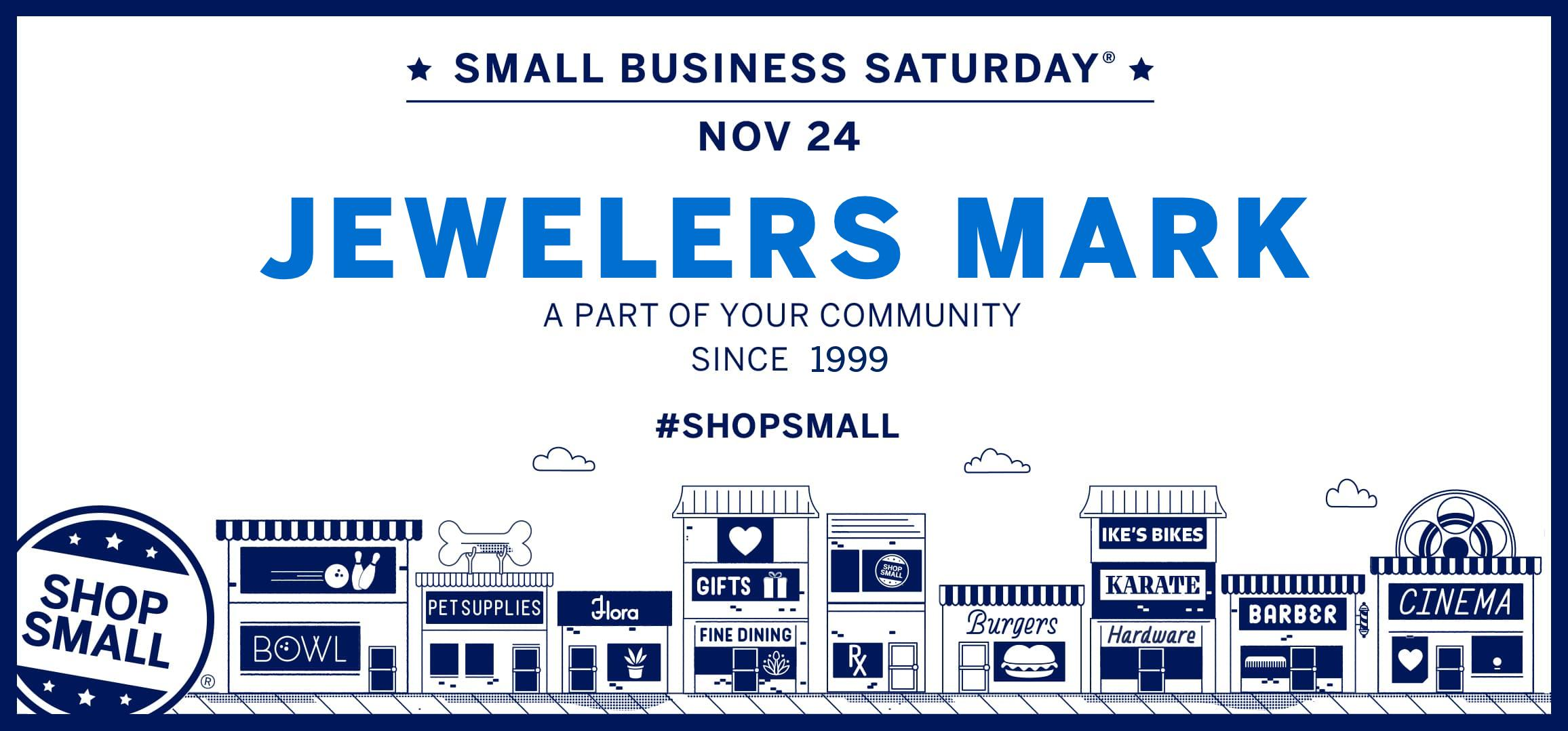 Small Business Saturday November 24